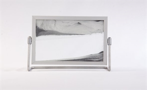 Picture of A-031: Aluminium-framed sand picture (15x21 cm)